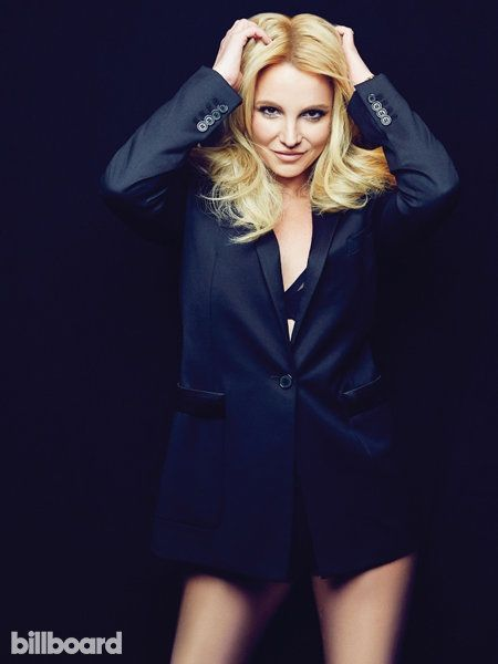 Britney Spears In Billboard Magzine March 2015 Issue