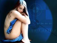 Jodie Foster : wallpaper Jodie Foster nude