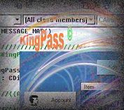 KingPass 1 60+ (A 100% Windows XPcompliant version) helps you:
