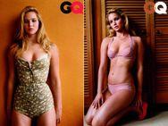 Jennifer Lawrence posa para a revista 'GQ'(Imagem:Divulga��o)