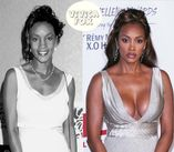 Vivica Fox before and after