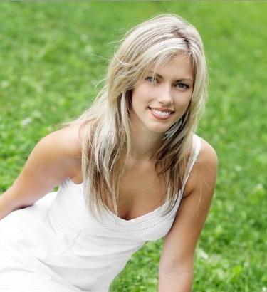 Nice Blond Girl
