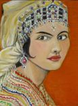 Peinture Bijoux kabyle