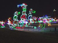 Shadrack's Christmas Wonderland opens for the season
