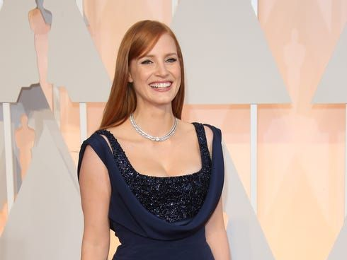 Chastain Is Charmed