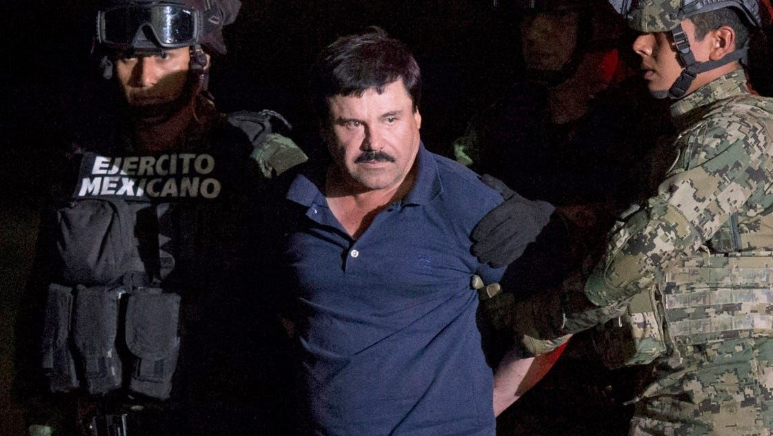 'El Chapo' arrest sparks homicide surge as factions fight to fill vacuum