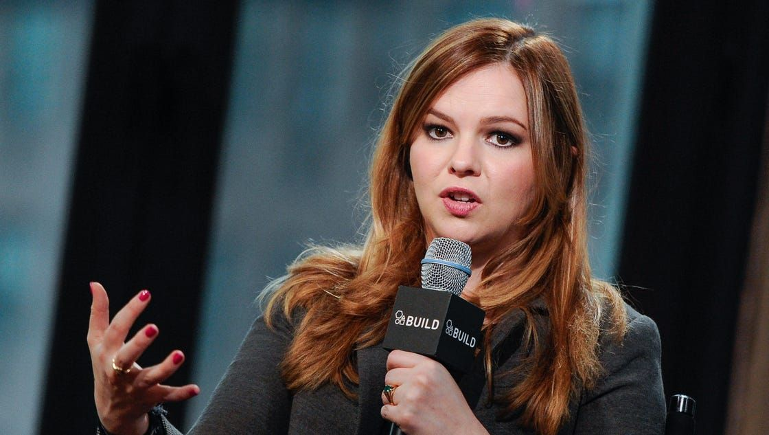 Amber Tamblyn shares story of sexual abuse after Trump tape - USA TODAY