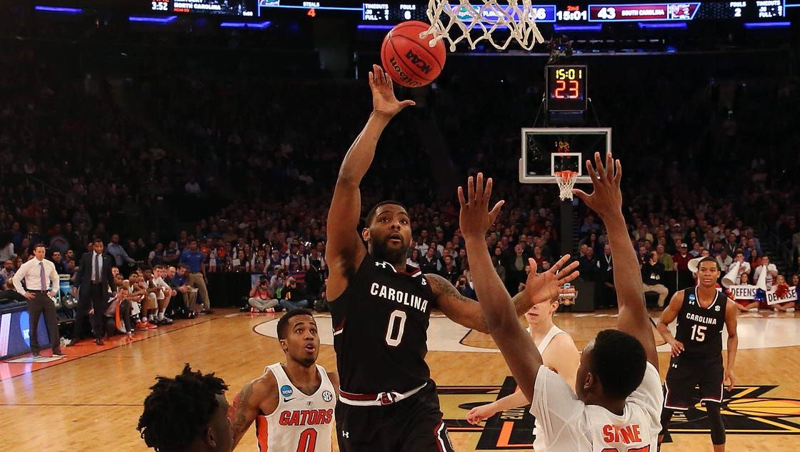 No. 7 South Carolina edges No. 4 Florida for trip to the Final Four - USA TODAY