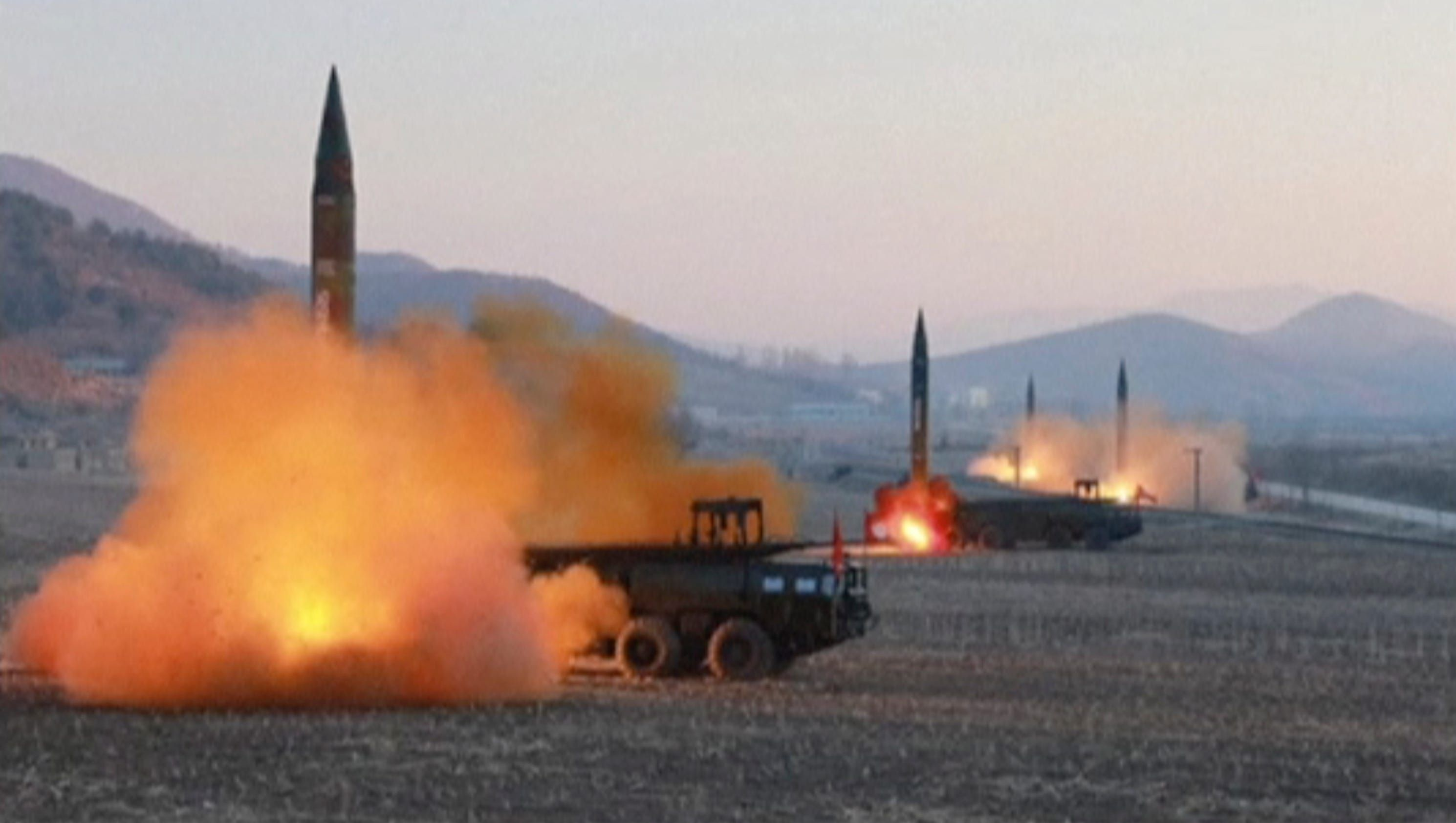 U.S. targets North Korean agents with sanctions in response to missile tests