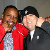 Tim Witherspoon & Dave Sherwood