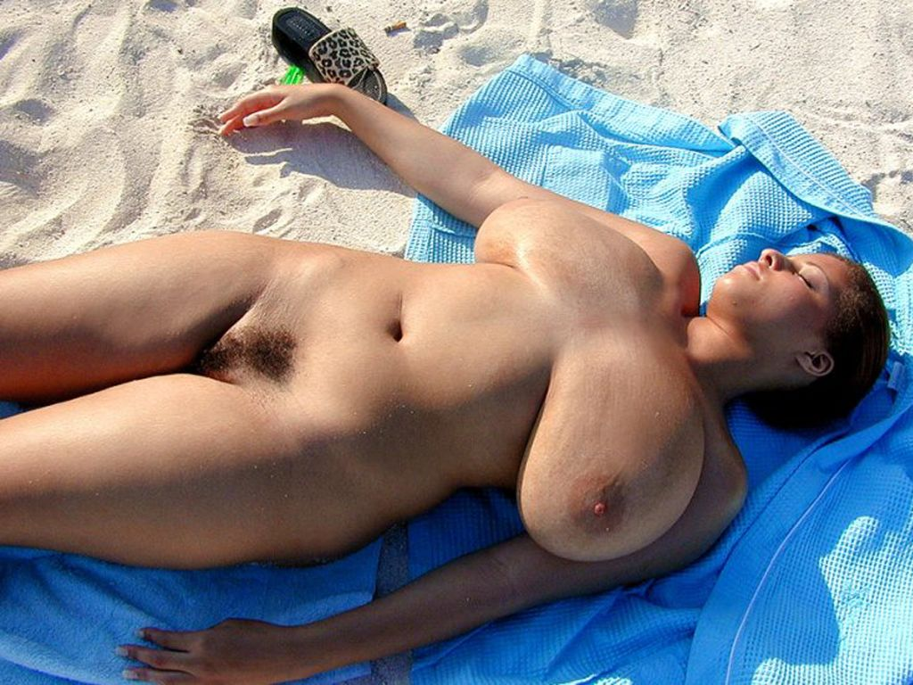 Topless Teen Jerks Off A Young Guy