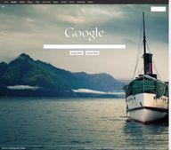 Get your Google homepage background image back | Ghacks