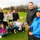 Gillian Kirkwood Golf News - News Of Ladies, Womens, Student And 41