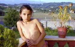Anjeza at 9, from Girl Becomes Woman