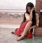 Before there was Angelina Jolie, there was Claudia Cardinale   She