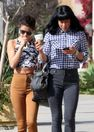 Selena Gomez in Tight Pants out in Los Angeles  GotCeleb