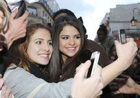 Selena Gomez � Candids in Paris 02 | by gotty � February 18, 2013