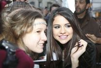 Selena Gomez � Candids in Paris 03  Full Size