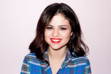 Selena Gomez � Terry Richardson photoshoot 2013 04  Full Size