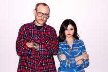 Selena Gomez � Terry Richardson photoshoot 2013 05  Full Size