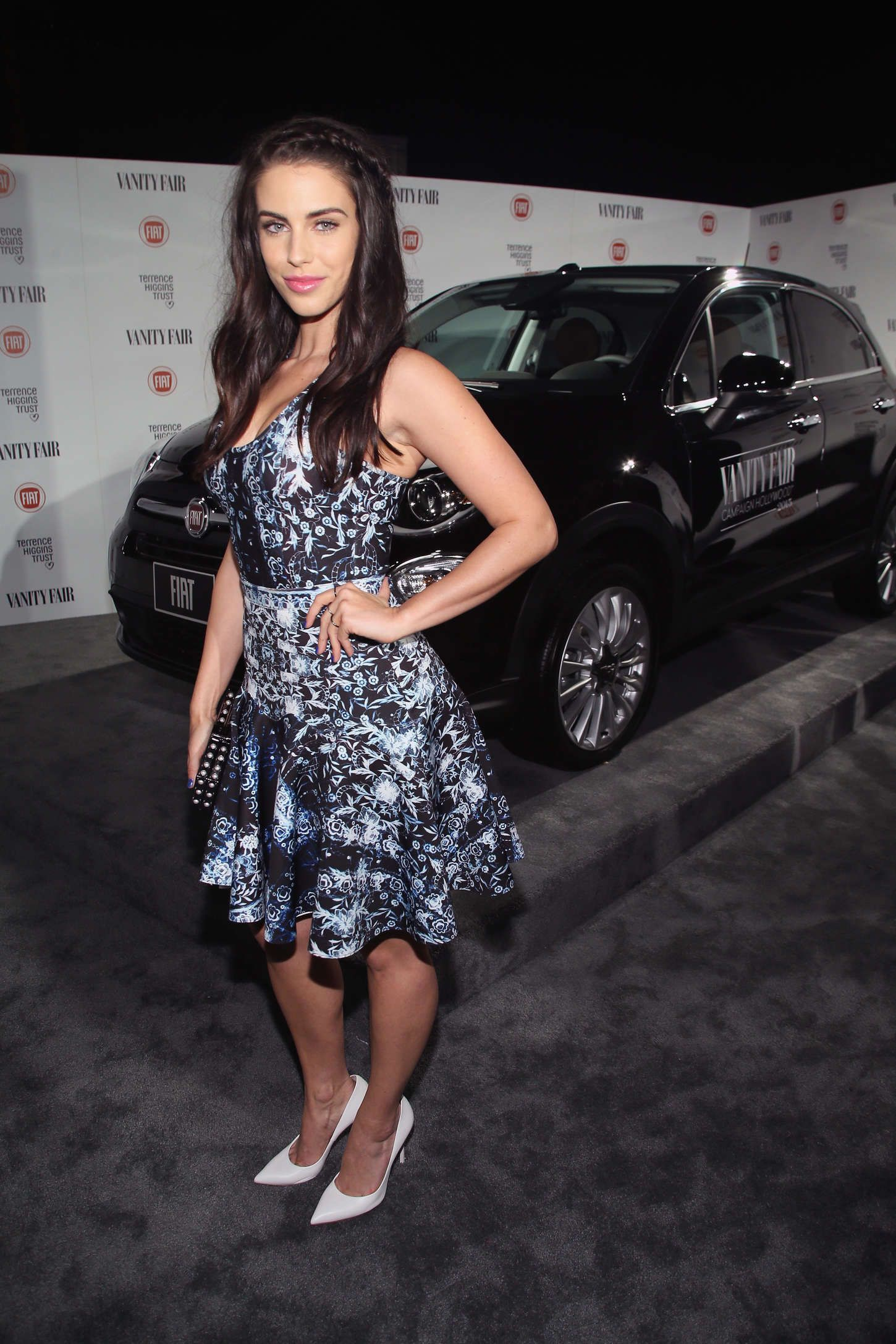 Jessica Lowndes U2013 Vanity Fair And Fiat Celebration Of Young Hollywood In Los Angeles