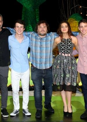 Odeya Rush At Goosebumps Photocall In Cancun