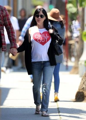 Shannen Doherty Out And About In Benice Beach 05 21 2015