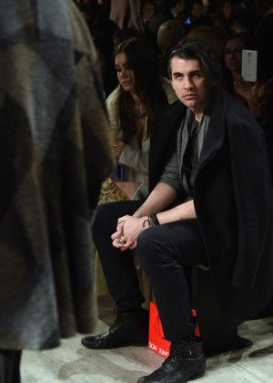Sophie Simmons U2013 Son Jung Wan Fashion Show In Nyc