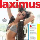 Lili Simmons - Maxim USA Magzine (March 2013)-01 - GotCeleb