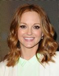 Jayma Mays at Marni at H&M Collection Launch in Los Angeles