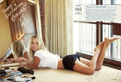 KALEY CUOCO in Esquire Magazine, Mexico Issue