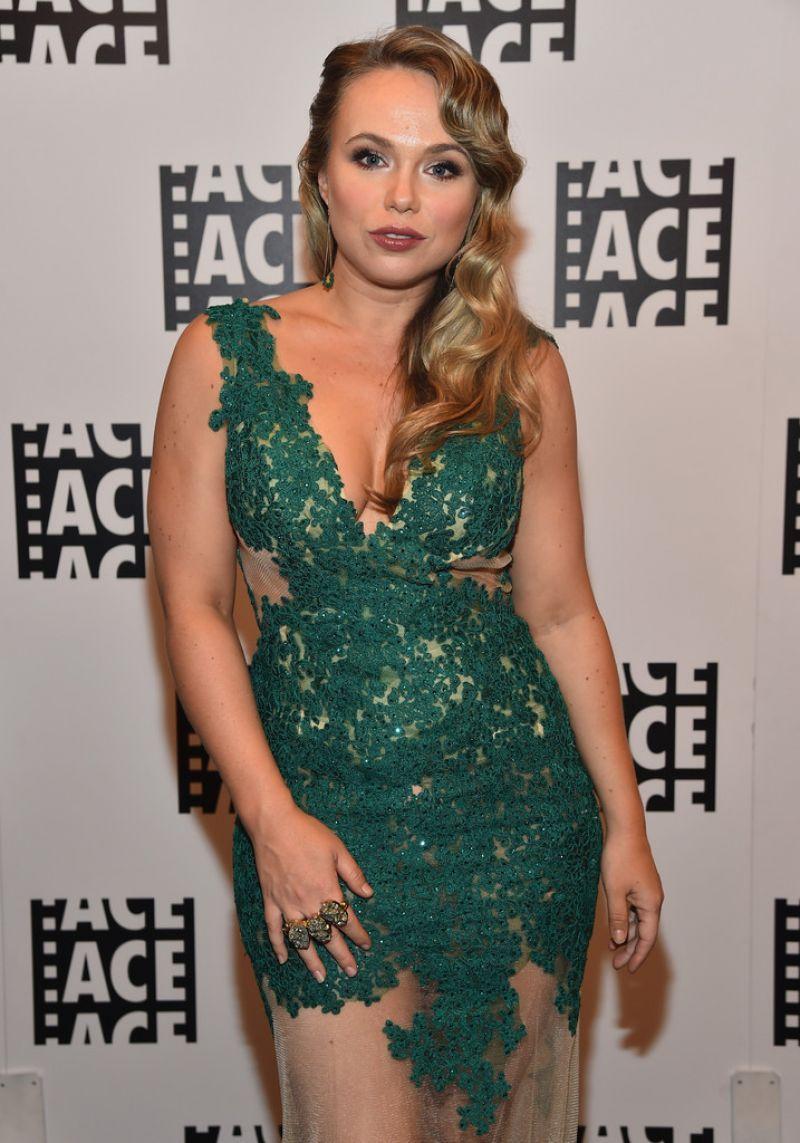 Amanda Fuller U2013 2015 Ace Eddie Awards In Beverly Hills