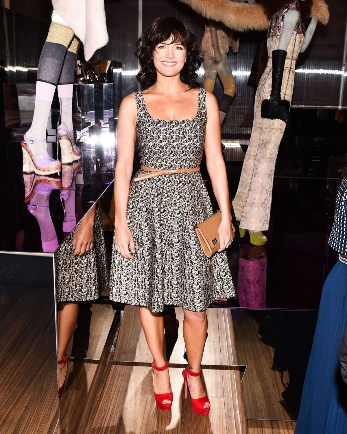 Brittany Snow At Prada Presents The Iconoclasts In New York