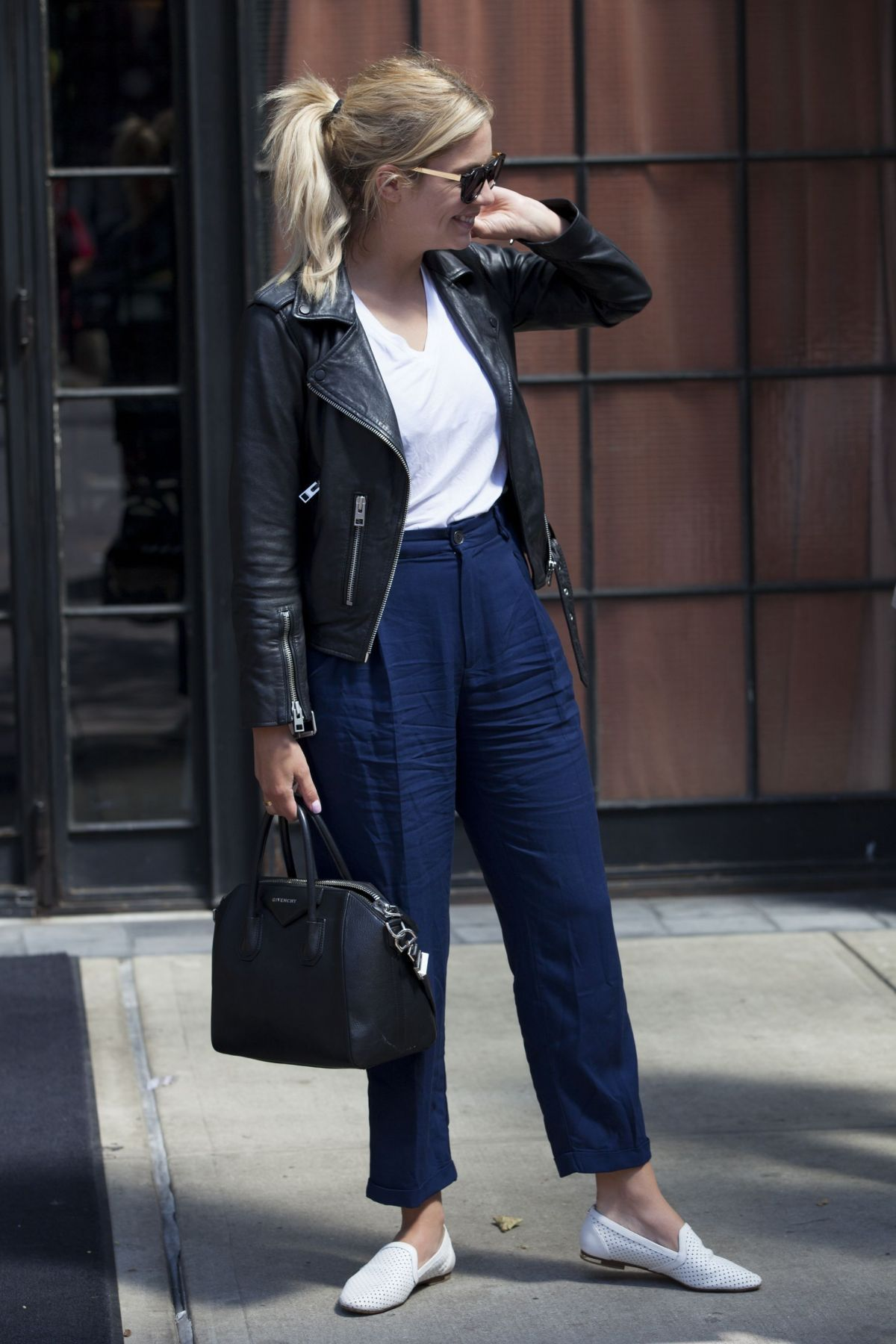 Ashley Benson Out And About In New York 07 25 2015