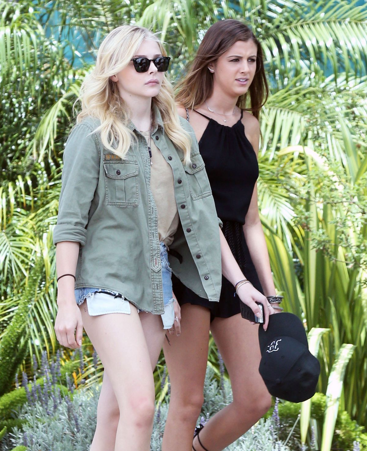 Chloe Moretz Out And About In Beverly Hills 08 03 2015