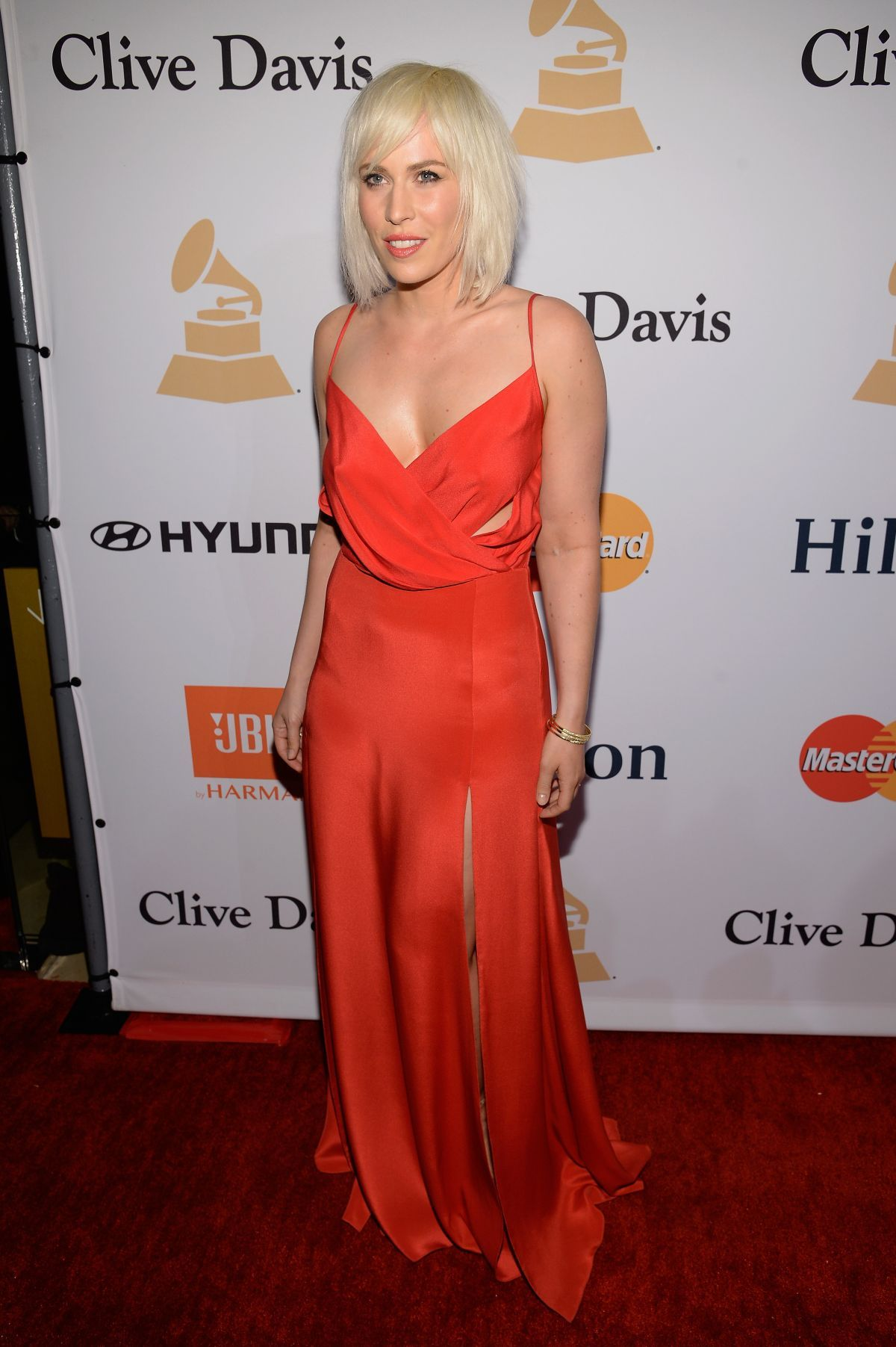 Natasha Bedingfield At Pre Grammy Gala And Salute To Industry Icons In Beverly Hills