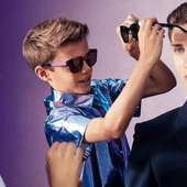 Behind The Scenes Of Burberry Campaign With Romeo Beckham 40