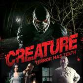 The Movie Poster For Creature With D'Arcy Allen, Daniel Bernhardt And