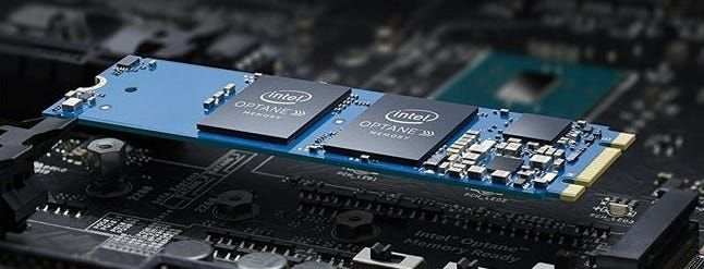 What Is Intel Optane Memory?