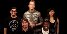 Evolution of Music von Pentatonix � iref de
