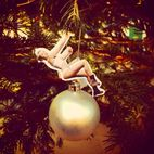 DIY Miley Cyrus Wrecking Ball Ornament | Incredible Things