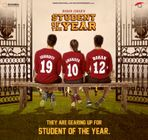 Student of the Year Poster (Teaser)