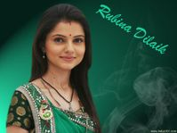 Wallpaper Rubina Dilaik  iAppSofts