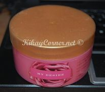 Kikay Corner : Victoria�s Secret My Desire Ultra Softening Body