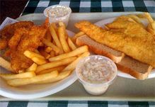 We get scrod, and haddock too, at The Fish House � LouisvilleHotBytes