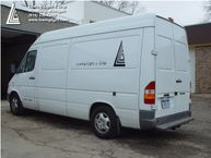 Sprinter Van Driver Side