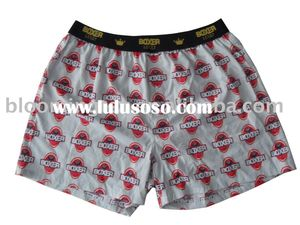 Men's boxer shorts, sexy