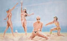 BEACH VOLLEYBALL! | mardecort�sbaja com
