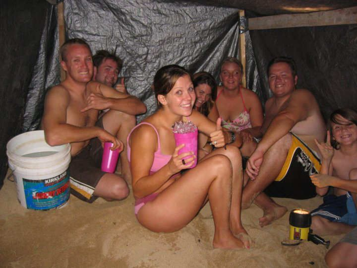 Group Sauna