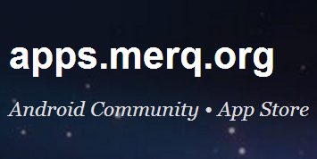 apps.merq.org - Android App Store und Community
